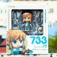 Mô Hình Nendoroid 733 - Nhân Vật Link Game The Legend Of Zelda