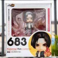 Mô Hình Nendoroid 683 Kusanagi Kyo - Game The King Of Fighters