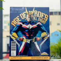 Mô Hình Figure All Might - My Hero Academia Age Of Heroes