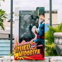 Mô Hình Figure Izuku Midoriya - My Hero Academia