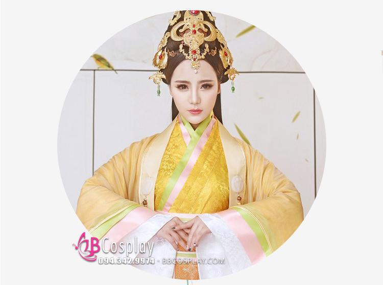 Đồ Tuyên Thái Hậu Trong Phim Mị Nguyệt Truyện