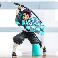 Mô Hình Nhân Vật Figure Tanjiro Ver 3 - Kimetsu No Yaiba