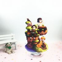 Mô Hình Standee Acrylic Kimetsu No Yaiba Ver 2