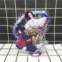 Mô Hình Standee Acrylic Kimetsu No Yaiba - Giyuu Và Shinobu
