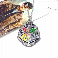 Dây Chuyền Logo Hogwarts - Harry Potter