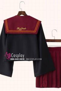 Đồ Nữ Sinh Harry Potter Cosplay Nhà Gryffindor