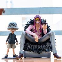Mô Hình Figure Corazon Và Law - One Piece