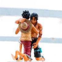 Mô Hình Figure Luffy & Ace – Dramatic Showcase – 5th Season Vol. 1