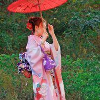 Trang Phục Kimono Nhật Bản