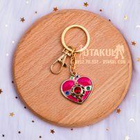 Móc Khóa Cosmic Heart Sailor Moon - Thủy Thủ Mặt Trăng