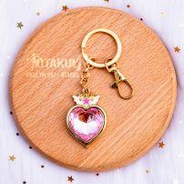 Móc Khóa The Chibi Moon Compact Sailor Moon - Thủy Thủ Mặt Trăng