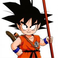 Trang Phục Son Goku Trẻ Em