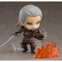 Mô Hình Nendoroid 907 Geralt - The Witcher 3: Wild Hunt