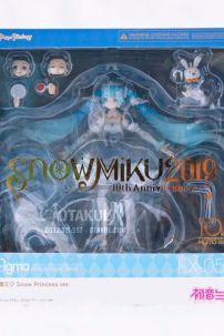 Mô Hình Figma Snow Miku 2019 10th Anniversary