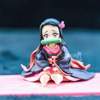 Mô Hình Nhân Vật Figure Nezuko Ver Mini - Kimetsu No Yaiba