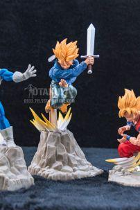 Mô Hình Super Saiyan Son Goku - Dragon Ball