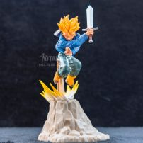 Mô Hình Super Saiyan Trunks - Dragon Ball