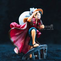 Mô Hình Figure Luffy Colosseum Vol. 2 - One Piece