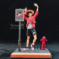 Mô Hình Figure Luffy Street Fashion Ver - One Piece