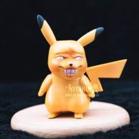 Mô Hình Figure Pikachu Meme