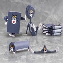 Mô Hình Figure Tom Silly Cat Carving Everyday Vol. 2 - Tom And Jerry