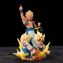 Mô Hình Figure Gogeta SSG - Dragon Ball Z