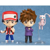 Mô Hình Nendoroid 612 - Red - Green - Pokemon