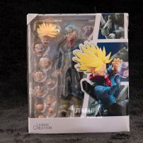 Mô Hình S.H. Figuarts Super Saiyan Trunks Dragon Ball Z