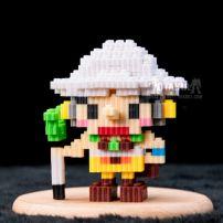 Mô Hình Lego Sogeking Usopp - One Piece