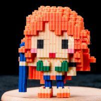 Mô Hình Lego Nami - One Piece