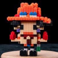 Mô Hình Lego Portgas D. Ace - One Piece