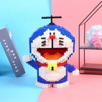 Mô Hình Lego Doraemon - Doraemon Chong Chóng Tre