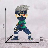 Mô Hình Lego Hatake Kakashi - Naruto