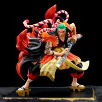 Mô Hình Figure Zoro Samurai Kabuki - One Piece
