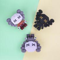 Mô Hình Lego Nano HC Magic Kaws - Phiên Bản Nhỏ