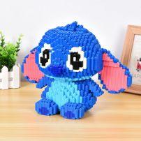 Mô Hình Lego Stitch - Lilo & Stitch