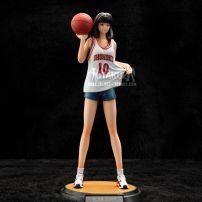 Mô Hình Figure Akagi Haruko - Slam Dunk