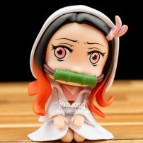 Mô Hình Figure Kamado Nezuko Version White - Kimetsu No Yaiba