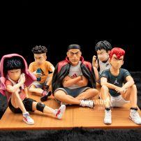 Bộ 5 Mô Hình Figure Slam Dunk