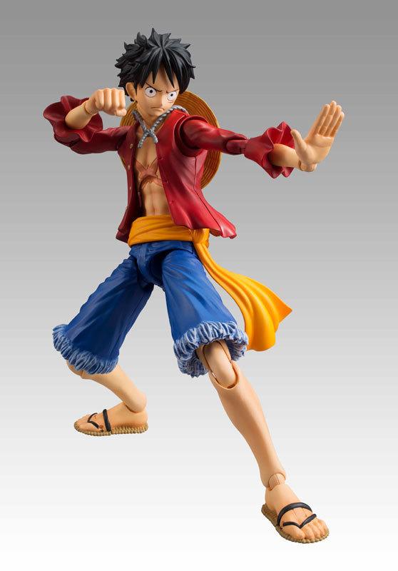 Mô Hình Figma Monkey D. Luffy - One Piece