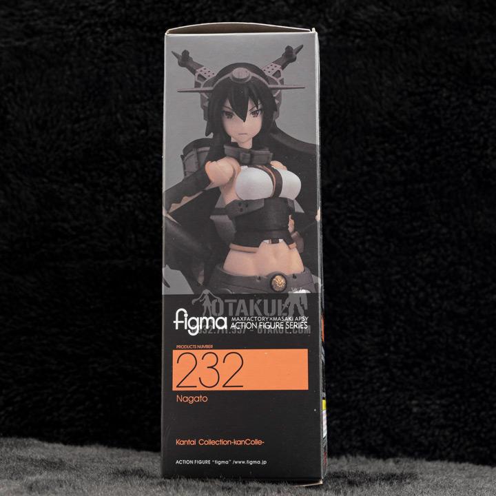 Mô Hình Figma 232 Nagato - Kantai Collection