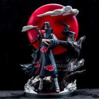 Mô Hình Figure Itachi Uchiha Resin Statue LED - Naruto Shippuden