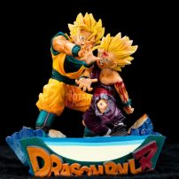 Mô Hình Figure Dragon Ball Z Super Saiyan Son Goku & Gohan