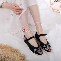 Giày Thêu Hán Phục Đế 4cm Size 2/38