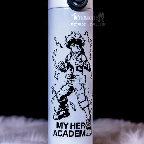 Bình Giữ Nhiệt Midoriya Izuku - My Hero Academia