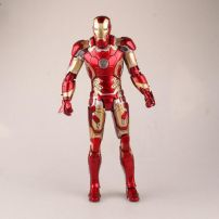 Mô Hình SHFiguarts Iron Man Mark 43 - Avengers Age Of Ultron