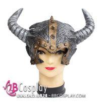Mũ Chiến Binh Viking Có Sừng Bò