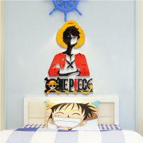 Tranh Dán Tường Anime Luffy - One Piece