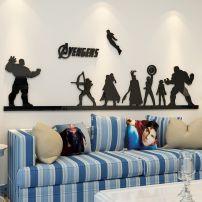 Tranh Dán Tường 3D Avengers