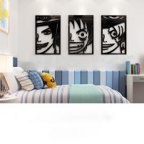 Bộ Tranh Dán Tường Anime One Piece